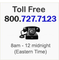 call toll free for any questions