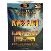 Power Flush Detox Tea